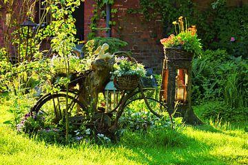 Garden idyll van Gisela Scheffbuch