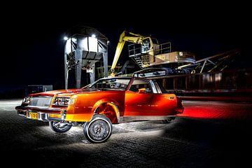 Lowrider: Buick Regal uit 1985 van Vincent Snoek