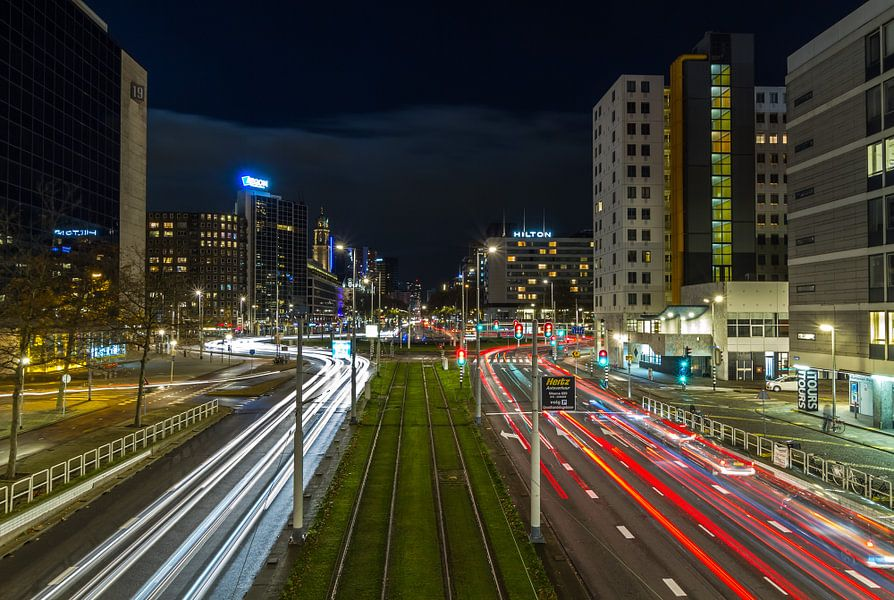 Citylights of Rotterdam