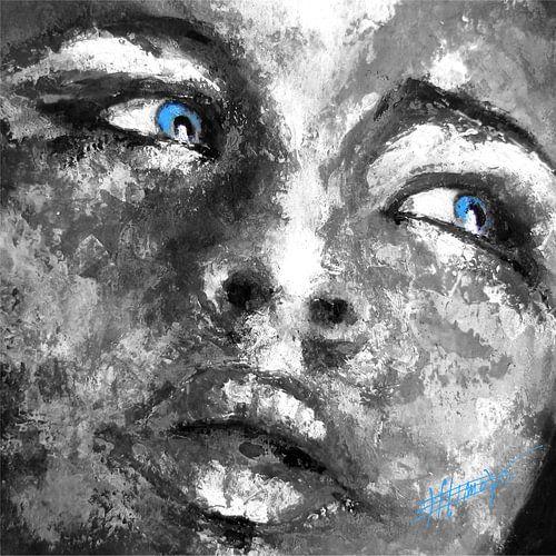 Blue Eyes von Bojan Eftimov