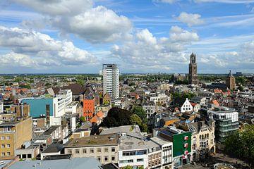 Uniek uitzicht op Utrecht von Merijn van der Vliet