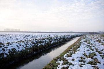Winters plaatje van Tess Smethurst-Oostvogel