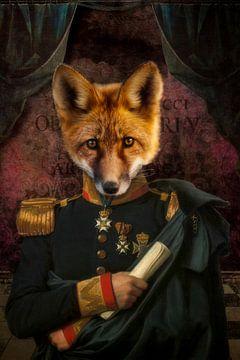 The Fox sur Marja van den Hurk