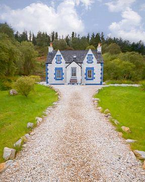 Cottage Elgol van Lars van de Goor