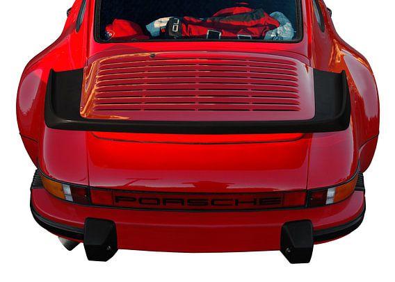 Porsche 911 G-Modell in red