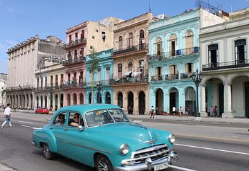 Havana sur Astrid Decock