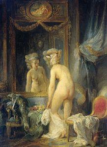 Morgentoilet, Jean Frédéric Schall