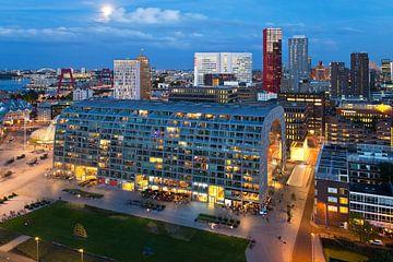Markthal overzicht te Rotterdam van Anton de Zeeuw