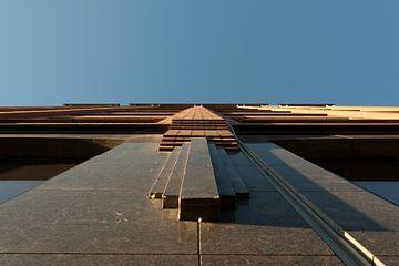 Fassade des Justizpalastes ('s-Hertogenbosch) von Rob van Eerd