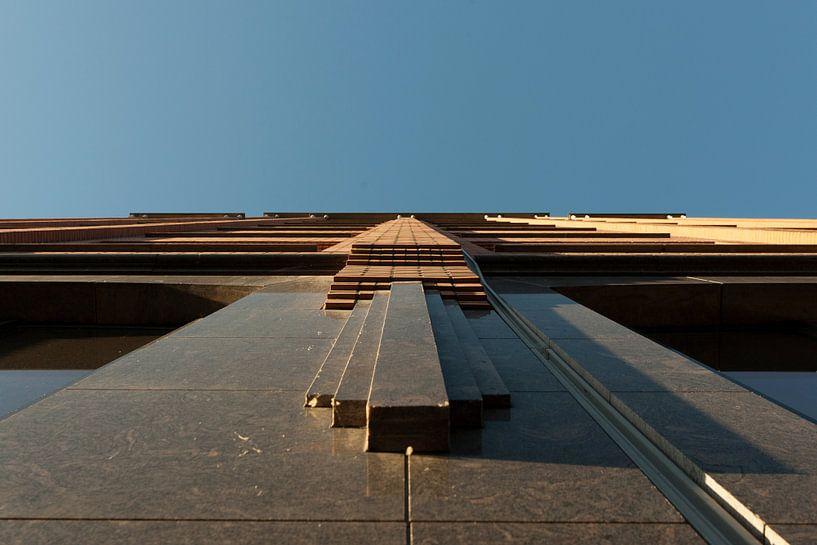 Gevel van het Paleis van Justitie ('s-Hertogenbosch) van Rob van Eerd
