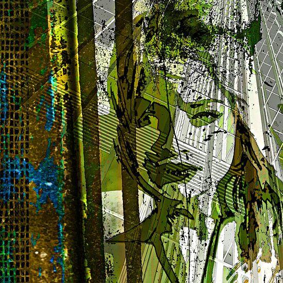 Looking outside van PictureWork - Digital artist