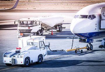 Luchthavenoperaties van Jan Schuler