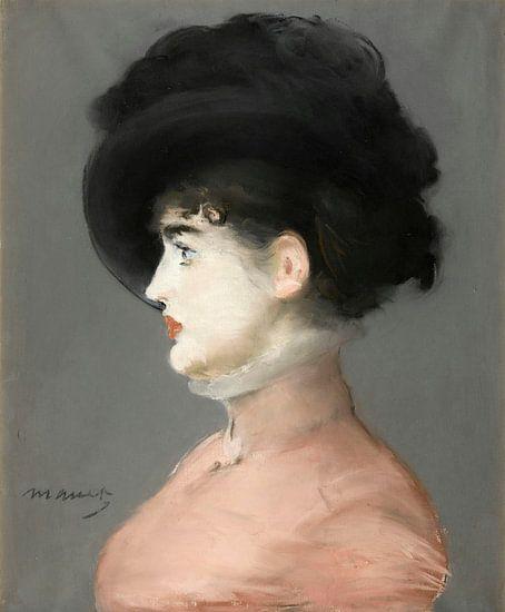 Irma Brunner, Édouard Manet