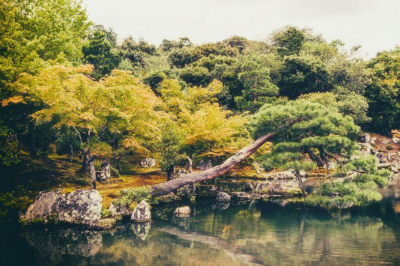 Japanese Garden II van Pascal Deckarm