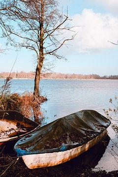 Das Boot am See von Heiko Westphalen