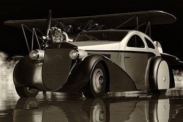 Rolls Royce Phantom Jonkheere von 1935 ein legendäres Auto