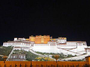 Potala Paleis - Lhasa