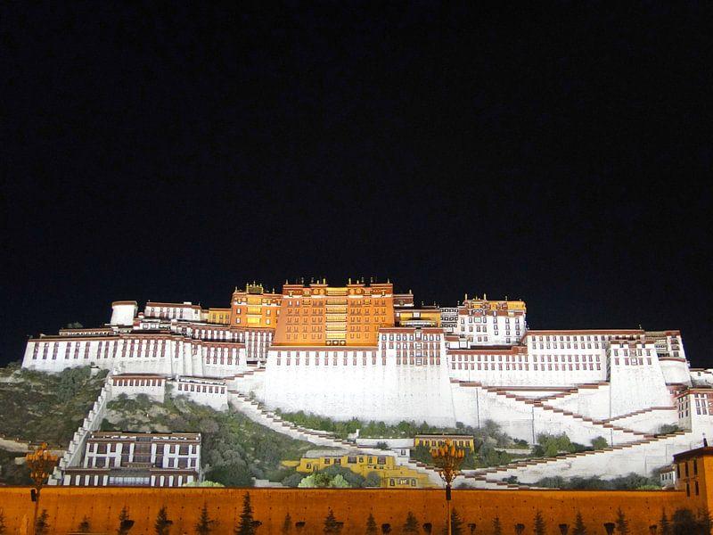 Potala Paleis - Lhasa van Globe Trotter