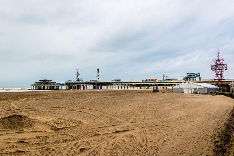 Pier van Scheveningen van Brian Morgan