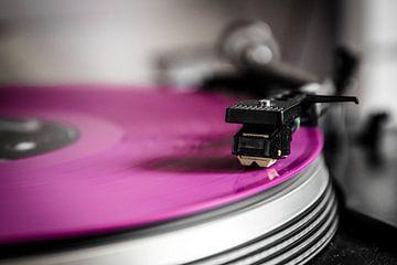 Long live vinyl van Ruud Dumas