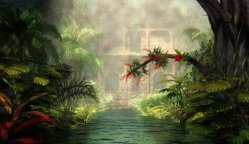 Dschungelstadt