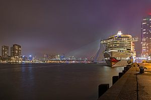 Rotterdam Erasmusbrug Aida