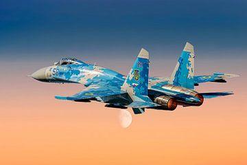 Sukhoi Su-27, Oekraïne van Gert Hilbink