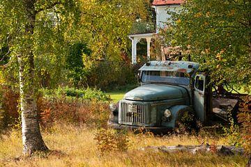 Vergane glorie Volvo van Harry Punter