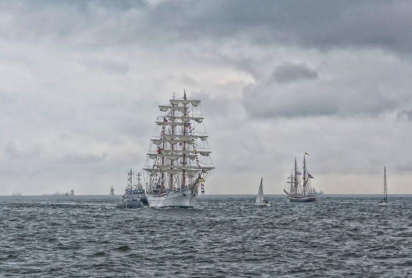 Tall Ships van D. Henriquez