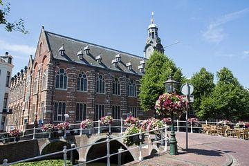 Academiegebouw Universiteit Leiden van Carel van der Lippe