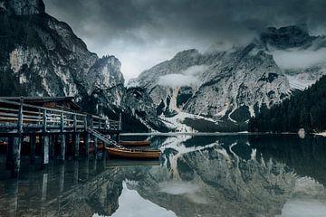 Pragser Wildsee - Dolomiten von Jordy Caris