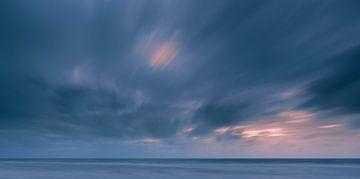 Hokitika Beach, Neuseeland von Henk Meijer Photography