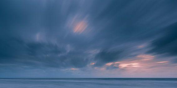 Hokitika Beach, Nieuw Zeeland