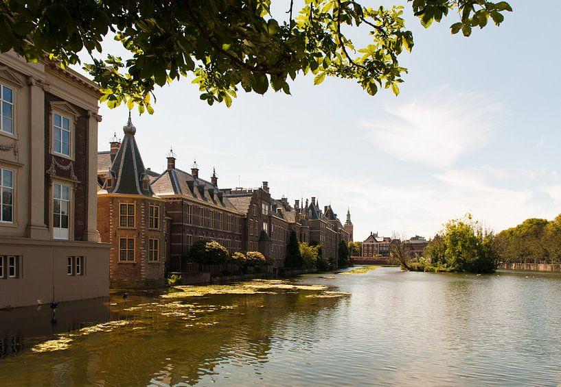 Torentje Binnenhof Den Haag van Brian Morgan