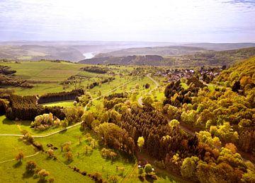 Rheinbay Mittelrheintal von Ingo Fischer
