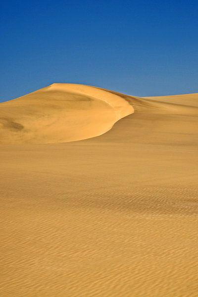 Namib woestijn nabij Swakopmund in Namibië 2