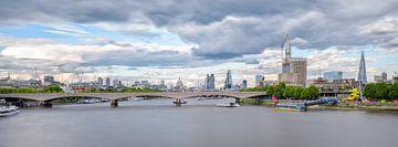 Londen skyline van Johan Vanbockryck