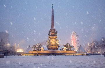 Mendebrunnen von Sergej Nickel
