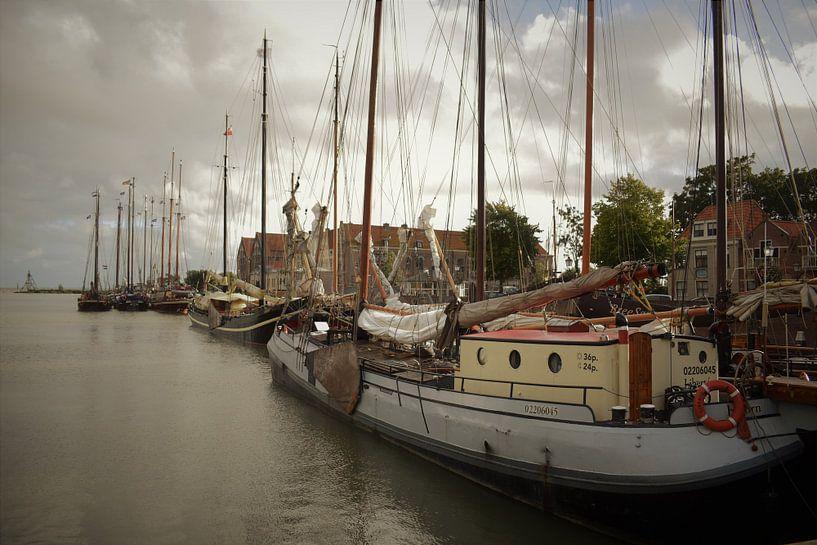 Port Hoorn sur niels broekhuizen