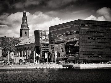 Kopenhagen - Koninklijke Bibliotheek van Alexander Voss