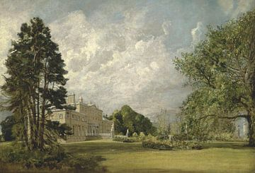 Malvern Hall, Warwickshire, John Constable sur