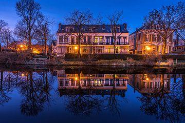 Leiden in Lockdown: Boisotkade van Carla Matthee