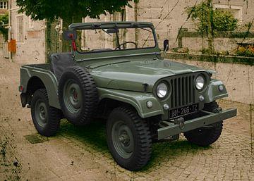 Willys Jeep M38 A1 van aRi F. Huber