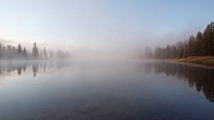 Yellowstone River, Yellowstone NP (USA)