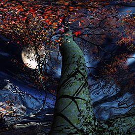 Baum der magischen Träume von Max Steinwald