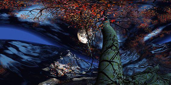 Traumzauberbaum - Baum der magischen Träume von Max Steinwald
