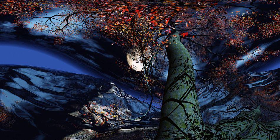Baum der magischen Träume