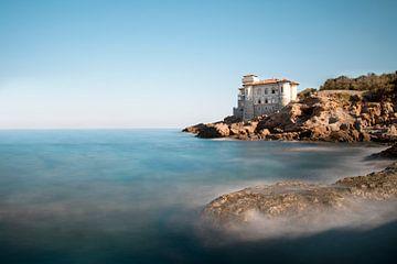 Schloss an der Küste von Kristof Ven