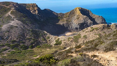 Wandelen Fisherman's Trail (Portugal)
