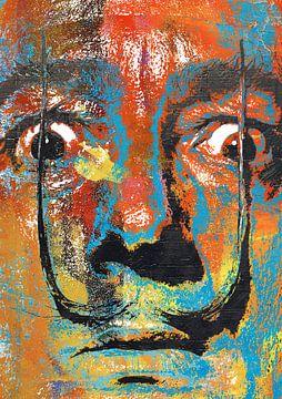 Salvador Dali von Stephen Chambers